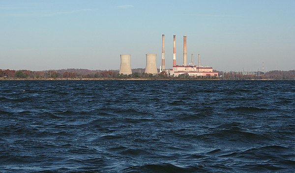 Decommissioned Natural Gas Power Plant In Maryland