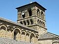 Chamalières-sur-Loire Église Saint-Gilles Clocher.JPG