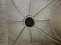 Champniers-Reilhac église Champniers plafond sous clocher.JPG