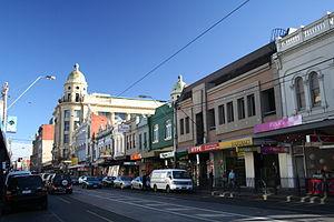 Chapel Street, Melbourne - Chapel Street