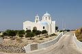 Chapel near Megalochori at the crater rim - Santorini - Greece - 04.jpg