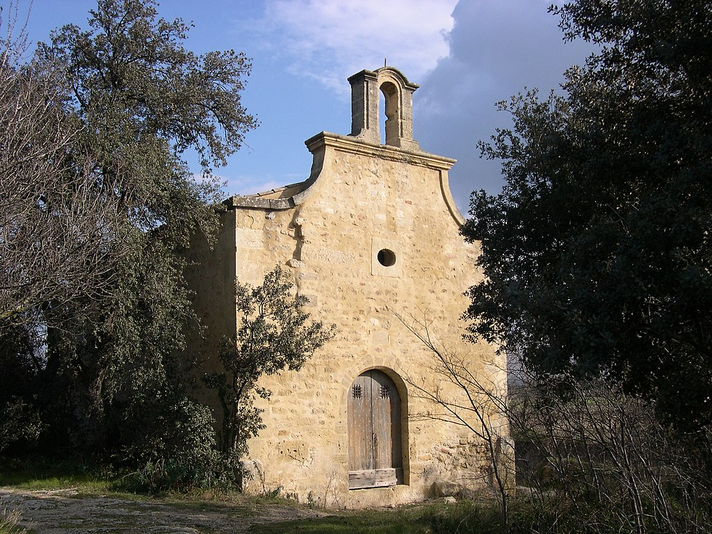 Chapelle Saint laurent Pélissanne.jpg