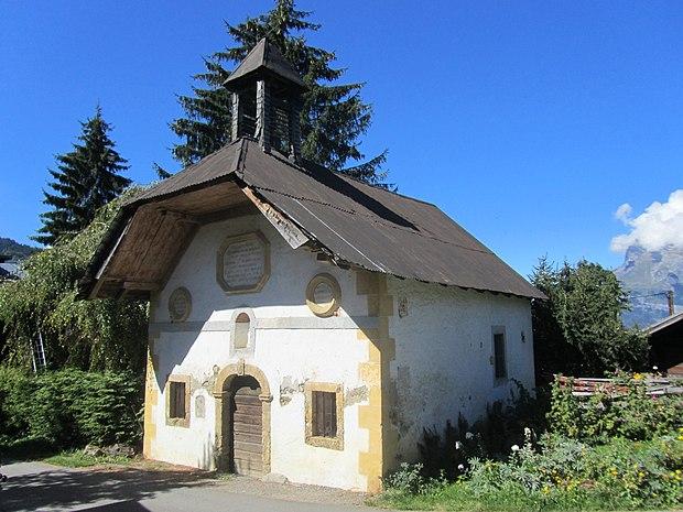 Monument historique à Saint-Gervais-les-Bains
