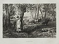 Charles-Émile Jacque - The Shepherdess - 1921.1429 - Cleveland Museum of Art.jpg