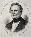 Charles Babbage. Wood engraving, 1871. Wellcome V0000259.jpg