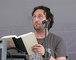 Charles Bock American writer