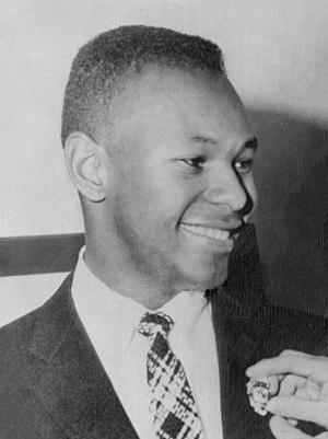 Charles Jenkins Sr. - Jenkins in 1957