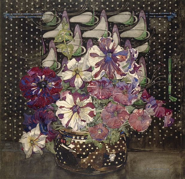 File:Charles Rennie Mackintosh - Petunias - 1916.jpg