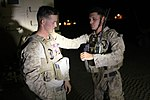 Charley Company Marine recognized with meritorious promotion aboard Camp Leatherneck 140930-M-YZ032-136.jpg