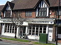 Cheam, London Borough of Sutton - Pizza Express restaurant.JPG
