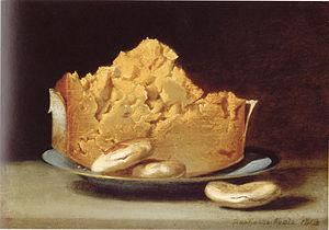 Raphaelle Peale - Image: Cheese with three crackers raphaelle peale