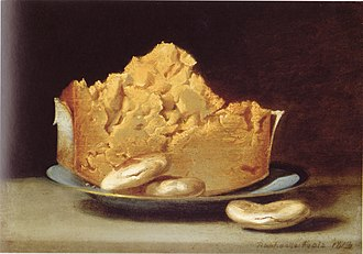Raphaelle Peale - Image: Cheese with three crackers raphaelle peale