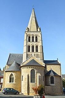 Chemillé-en-Anjou Commune in Pays de la Loire, France
