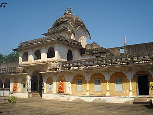 Yashwantrao Holkar - Chhatri of Maharaja Yashwantrao Holkar at Bhanpura