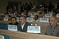 Chhattisgarh Chief Minister, Dr. Raman Singh , at the National Development Council 52nd meeting , Vigyan Bhawan New Delhi on December 9, 2006.jpg