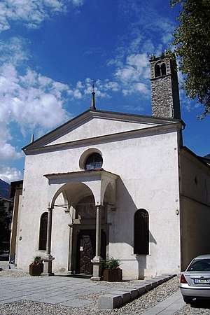 Edolo - San Giovanni church