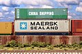 China Shipping - Maersk-Sealand 40' Containers - Ho Scale (29217670128).jpg