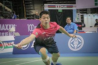 Hsu Jen-hao Badminton player