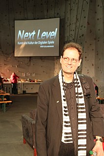 Chris Huelsbeck German video game music composer