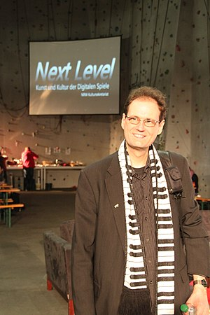 Chris Huelsbeck - Image: Chris Huelsbeck Next Level 2 2011 Köln