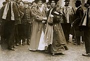 Christabel and Emmeline Pankhurst
