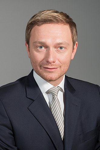 Free Democratic Party (Germany) - Christian Lindner is the party chairman, having succeeded Philipp Rösler in December 2013