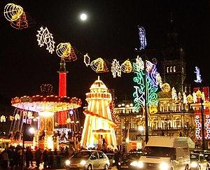Christmas in Scotland - Wikipedia