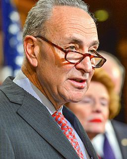 Chuck Schumer January 2016