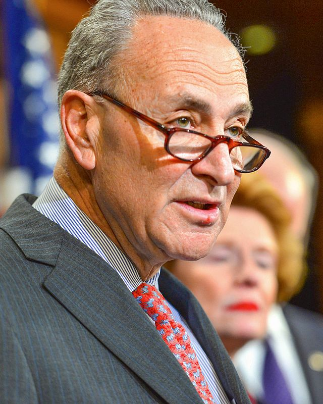 Chuck_Schumer_January_2016.jpg: Chuck Schumer January 2016