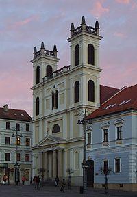Church St Francis Xavier - Banská Bystrica (Besztercebánya).jpg