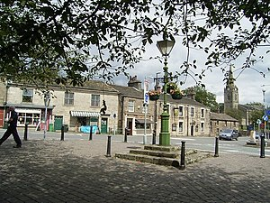 Littleborough, Greater Manchester - Image: Church Street in Littleborough