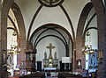 Church of St.Joseph Protection (inside), 40 Lobzowska street,Krakow,Poland.jpg