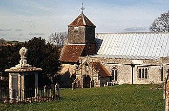 Rockbourne - Church of St Andrew