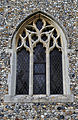 Church of St Mary Matching Essex England - south transept south window.jpg