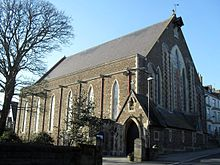 Church of St Thomas of Canterbury and English Martyrs, St Leonards, Hastings (IoE Code 495311).JPG