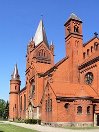 Church of the Annunciation in Inowrocław(WLZ12)