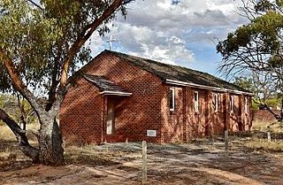 Kwolyin, Western Australia Town in Western Australia