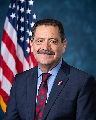 Illinois' congressional districts - Image: Chuy Garcia official portrait