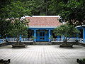 Cihu Chiang residence courtyard.JPG