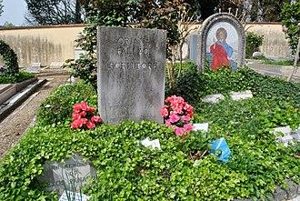 Oriana Fallaci - Cimitero degli Allori, Oriana Fallaci