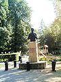 Ciprian Porumbescu statue Brasov1.jpg