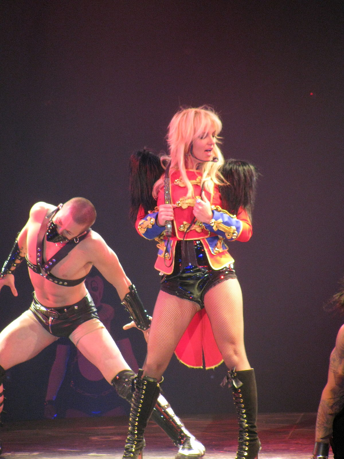 Britney spears house of blues pictures
