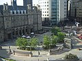 City Square from Queen's Hotel, Leeds - geograph.org.uk - 1128048.jpg