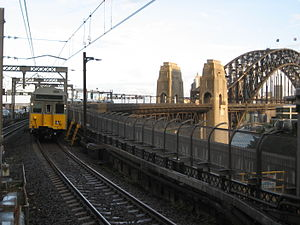 Sydney Metro (2008 proposal) - Christie recognised that the network as a whole was constrained by a limited number of tracks running into the CBD.