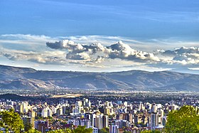 Cochabamba (Bolivie)