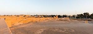 Narin Qal'eh - Image: Ciudadela de Meybod, Irán, 2016 09 20, DD 22