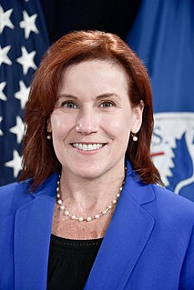 Claire Grady American government official