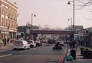 Clapham High Street - Clapham High Street.