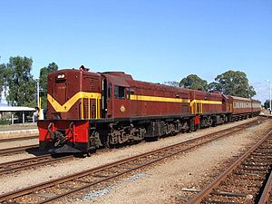 1Co+Co1 - South African Class 32-000 diesel-electric