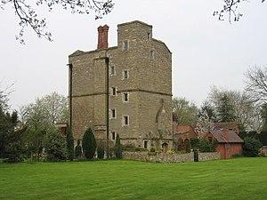 Claverdon - Stone Building